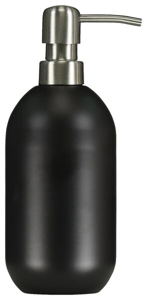 Zeeppomp RVS zwart