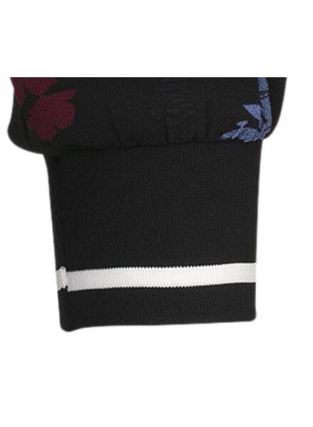 damesjurk zwart zwart - 1000011555 - HEMA