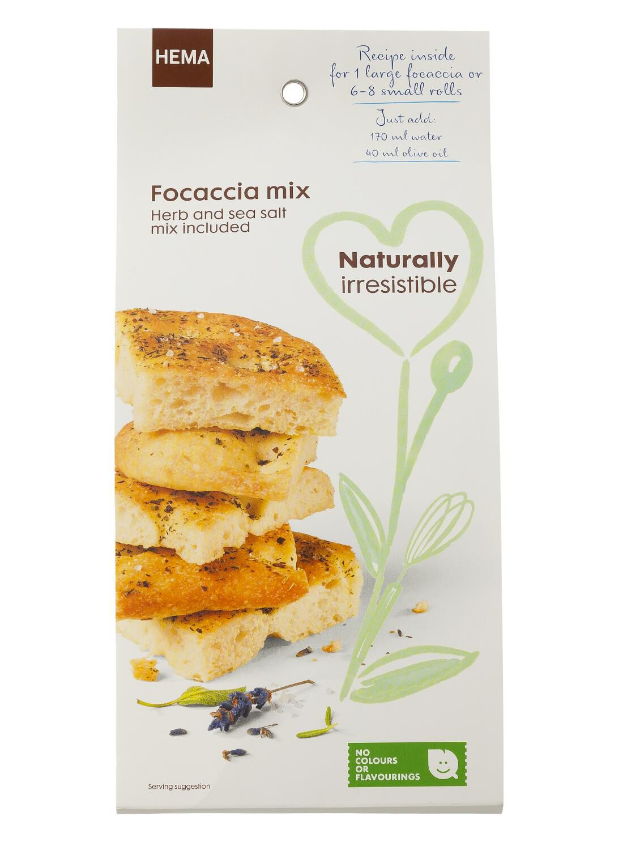 HEMA Bakmix Voor Focaccia Brood