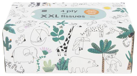 4-laags XXL tissues