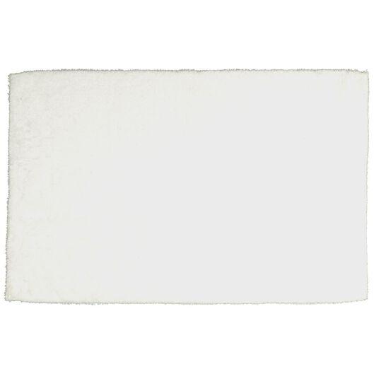 badmat - 50 x 85 cm - hotel extra zacht - wit - 5210003 - HEMA