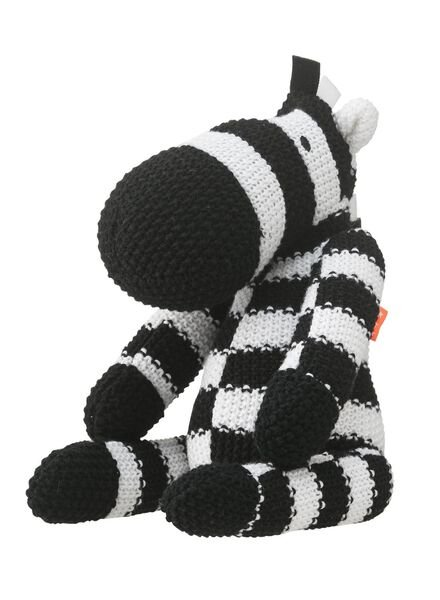 knuffel zebra - 33583816 - HEMA