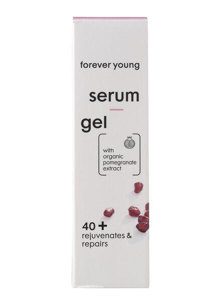 serum gel forever young vanaf 40 jaar - 17870042 - HEMA