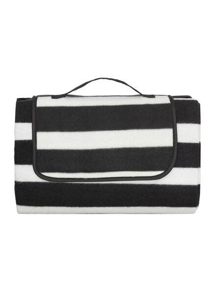 fleece picknickkleed - 41300027 - HEMA
