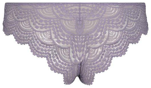 B.A.E. damesbrazilian kant lila lila - 1000018677 - HEMA