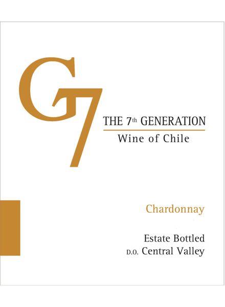 G7 chardonnay - 0,75 L - 17370022 - HEMA