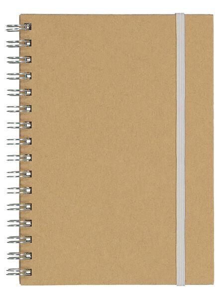 notitieboek A5 gelinieerd - 14136011 - HEMA