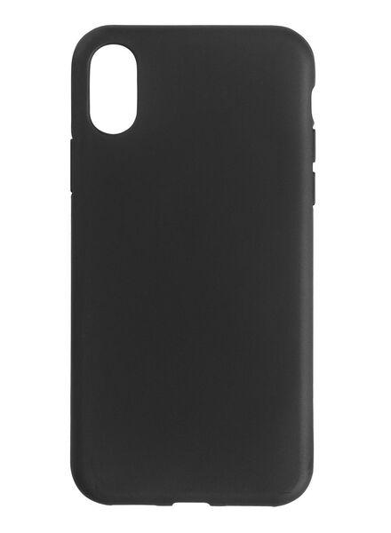 softcase iPhone X - 39655505 - HEMA