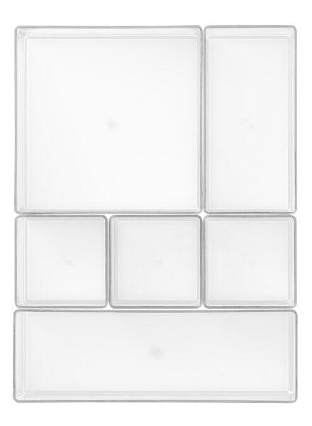 lade organizer 29.5x23x5 - 80322001 - HEMA