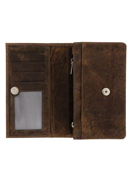 leren portemonnee - 18150137 - HEMA