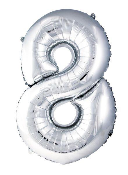 mini folieballon 8 - 60800308 - HEMA