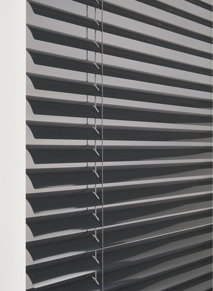jaloezie aluminium hoogglans 50 mm - 7420047 - HEMA