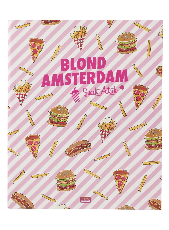 Afbeelding van Blond Ringbandmap 23-rings Blond