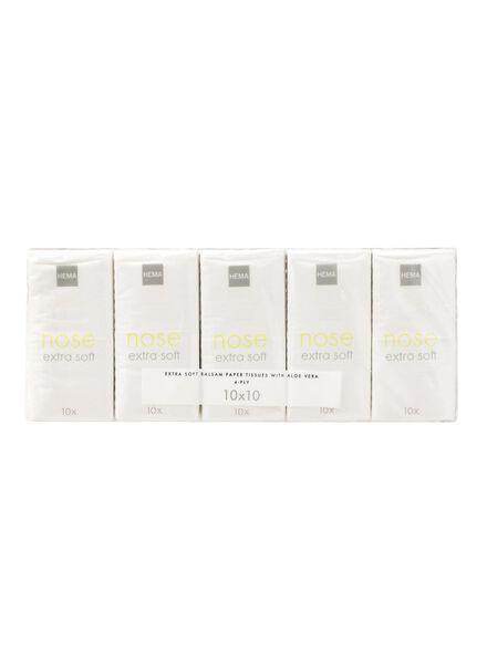 zakdoekjes ultra soft - 11510009 - HEMA