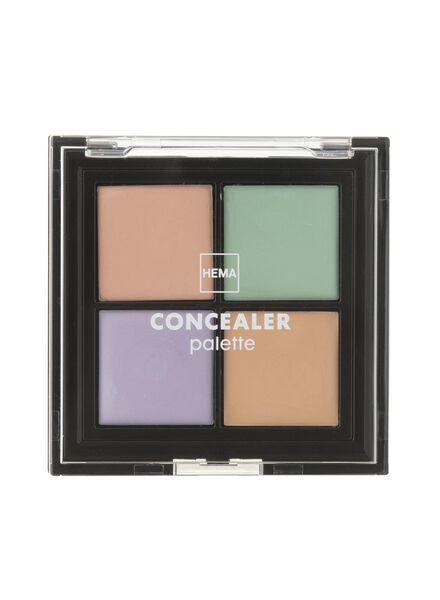 concealer palette - 11293271 - HEMA