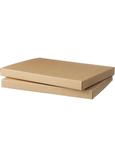 2-pak brievenbus dozen - 14100341 - HEMA