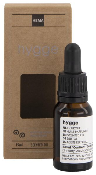 geurolie voor diffuser 15 ml hygge - 13502512 - HEMA