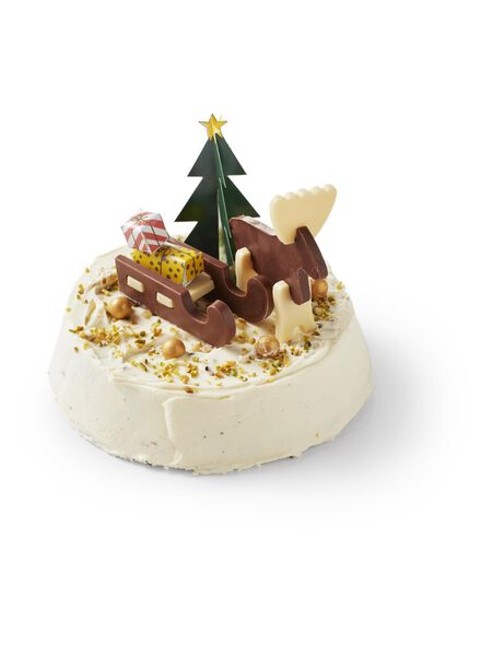 kerst carrotcake taart 8 p. - 6340011 - HEMA