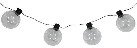 verlichtingssnoer met 20 ballen - 5 meter - 41810173 - HEMA