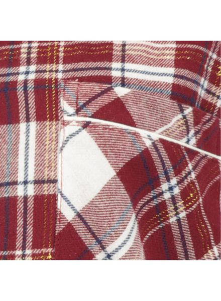 dames nachthemd rood rood - 1000017238 - HEMA