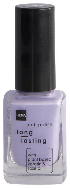 long lasting nagellak 950 luscious lilac - 11240950 - HEMA