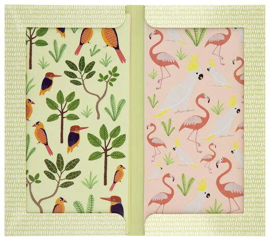 stickerboek jungle - 9 vel - 14590353 - HEMA