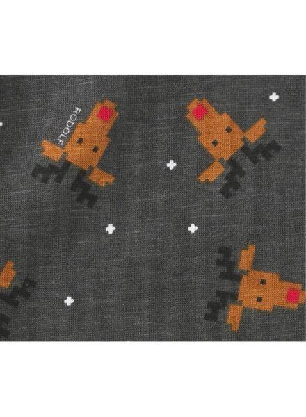 kinder kersttrui donkergrijs donkergrijs - 1000010555 - HEMA