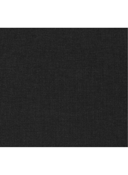 damesrok zwart zwart - 1000011652 - HEMA