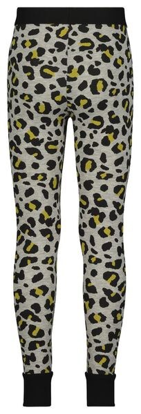 kinderlegging - mini-me grijs grijs - 1000019362 - HEMA