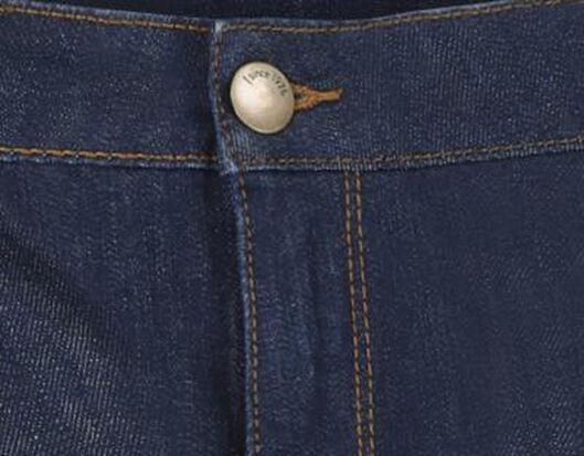 dames jeans -  skinny fit blauw 42 - 36307548 - HEMA