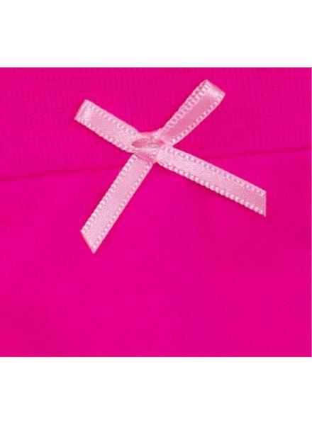 tiener boxer naadloos roze roze - 1000008544 - HEMA