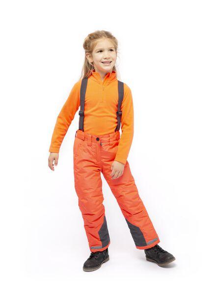 kindertrui oranje oranje - 1000017136 - HEMA
