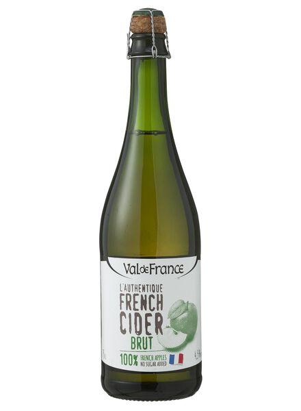 val de france apple cider brut - 17310020 - HEMA