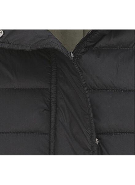 damesjas zwart - 1000009161 - HEMA