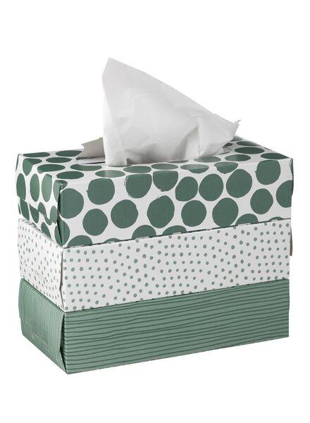 3-pak tissueboxen - 11514111 - HEMA