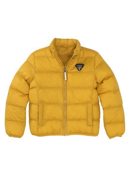 kinderjas geel geel - 1000011412 - HEMA
