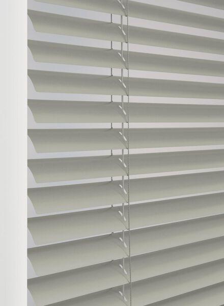 jaloezie aluminium zijdeglans 25 mm - 7420079 - HEMA