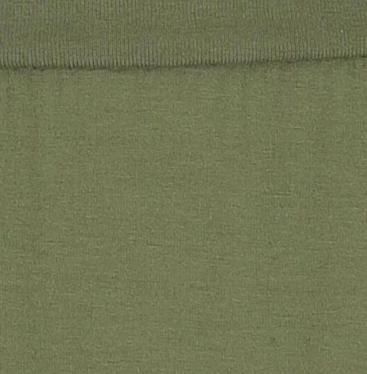 damesrok olijf olijf - 1000019280 - HEMA