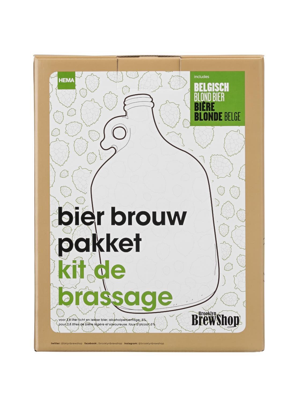 HEMA Bier Brouw Pakket hema.nl