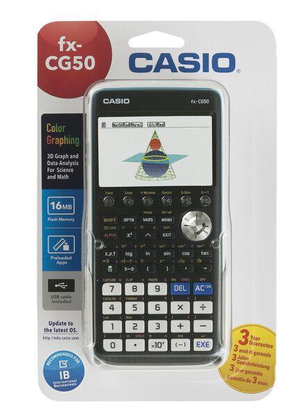 grafische rekenmachine Casio fx-CG50 - 14940332 - HEMA