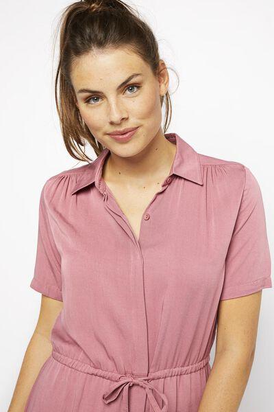damesjurk roze roze - 1000021575 - HEMA
