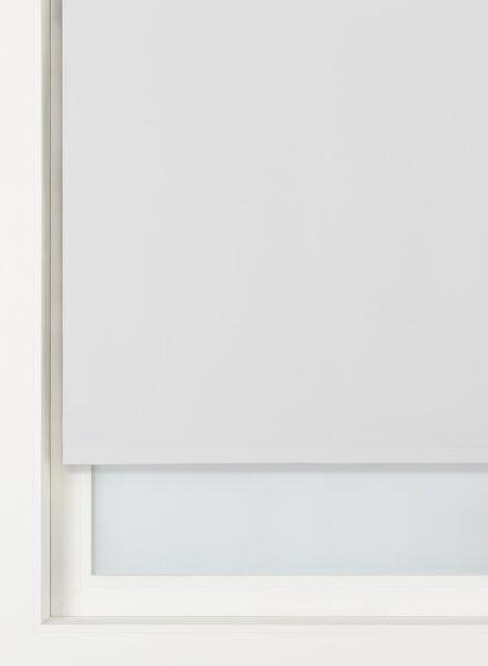 rolgordijn uni verduisterend/gekleurde achterzijde wit uni verduisterend/gekleurde achterzijde - 7410359 - HEMA