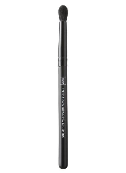 eyeshadow blending brush 105 - 11201105 - HEMA