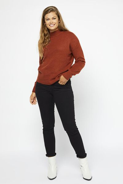damestrui bruin bruin - 1000021340 - HEMA