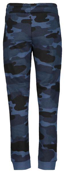 kinder sweatbroek donkerblauw donkerblauw - 1000020085 - HEMA