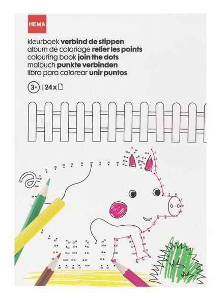 kleurboek - 15910077 - HEMA