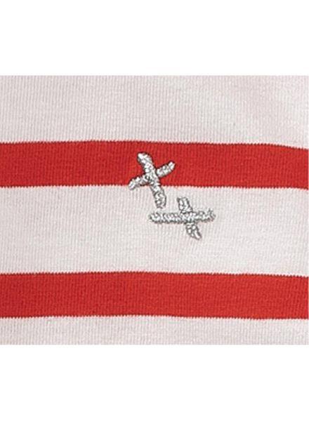 kinder t-shirt gebroken wit gebroken wit - 1000008473 - HEMA