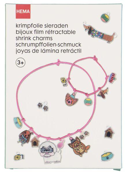 krimpfolie sieraden maken - 15950030 - HEMA