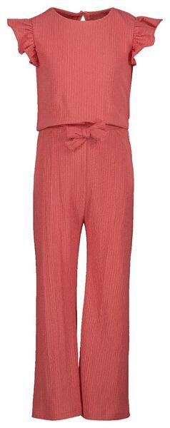 kinder jumpsuit roze roze - 1000019683 - HEMA