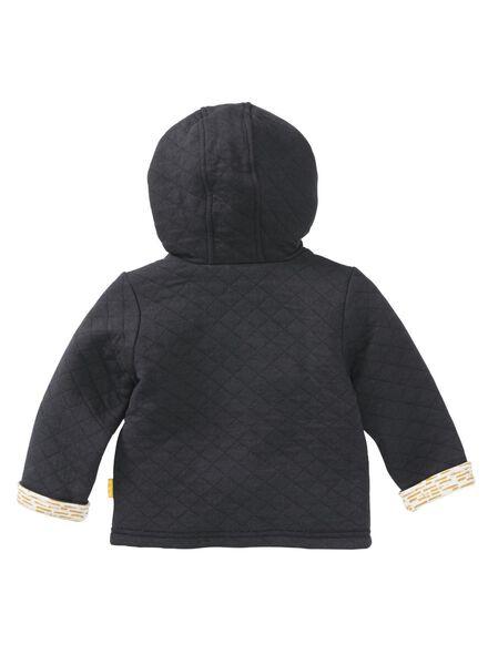 newborn jas donkergrijs donkergrijs - 1000008433 - HEMA